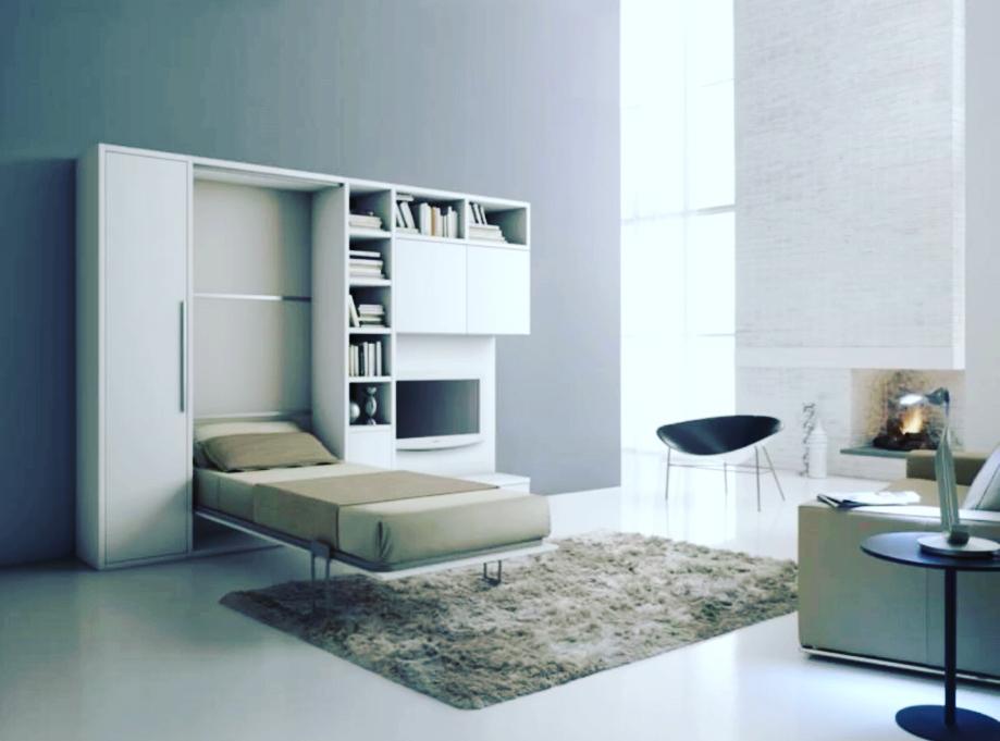 letto-con-libreria