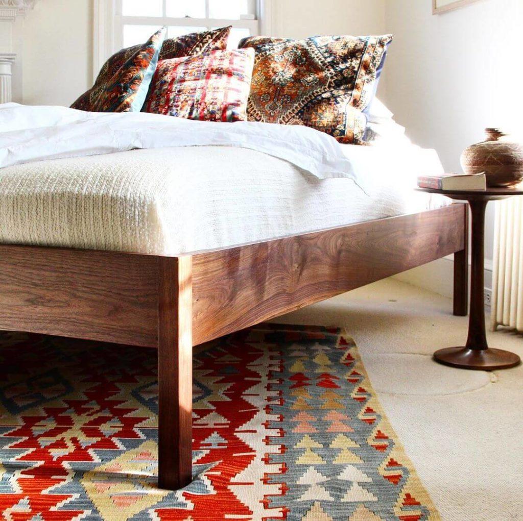 plataforma de cama