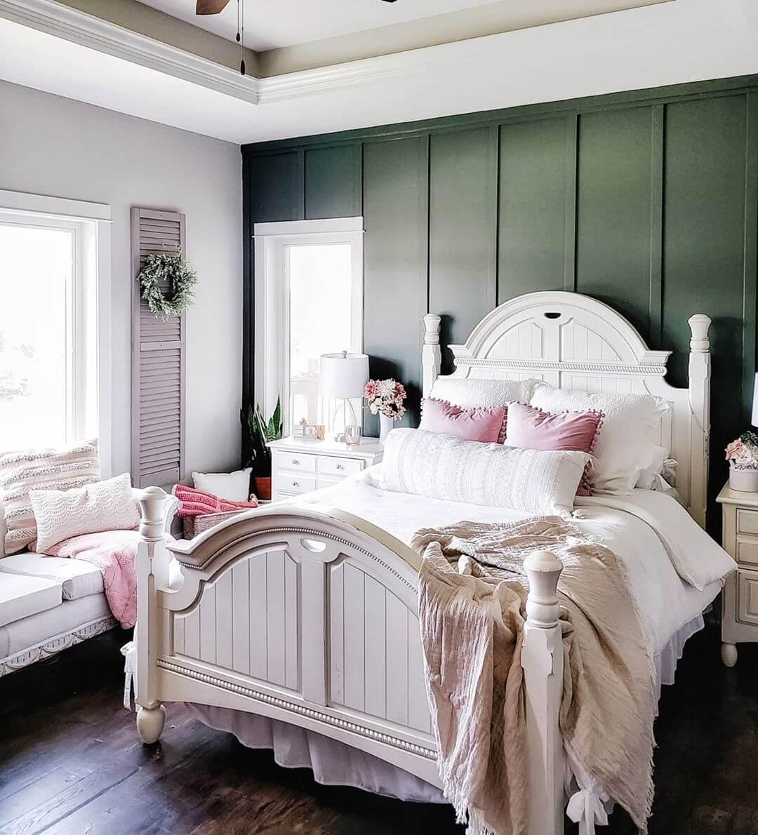 letto-stili-cottage