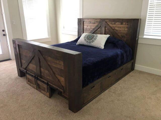 cama-estilos-rústico
