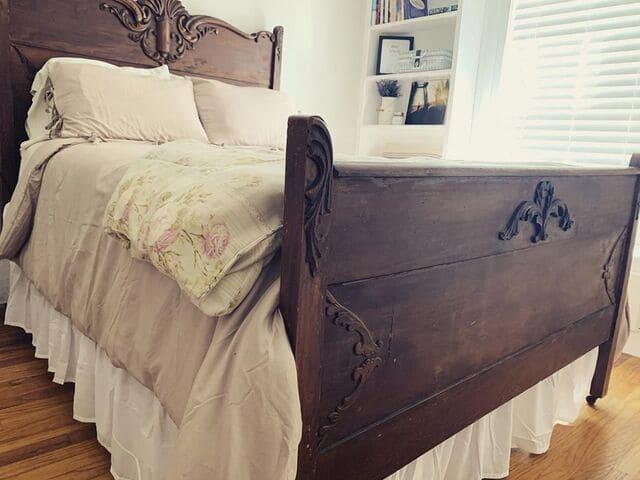 cama-estilos-vintage