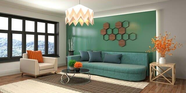 colore-verde-in-casa