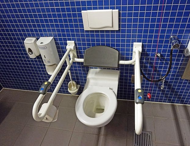 Water-per-disabili